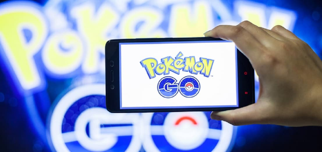 California, United States, - July 13, 2016: Pokémon Go is a free-to-play location based augmented reality mobile game developed by Niantic and published by The Pokémon Company as part of the Pokémon franchise.