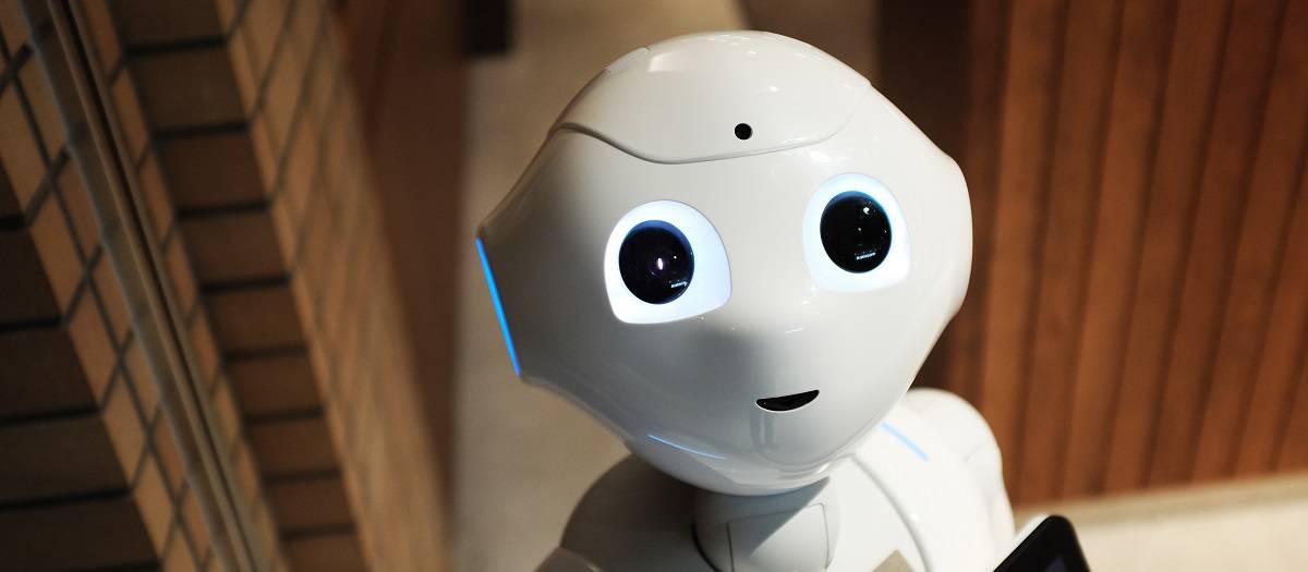 Robots in retail jobs