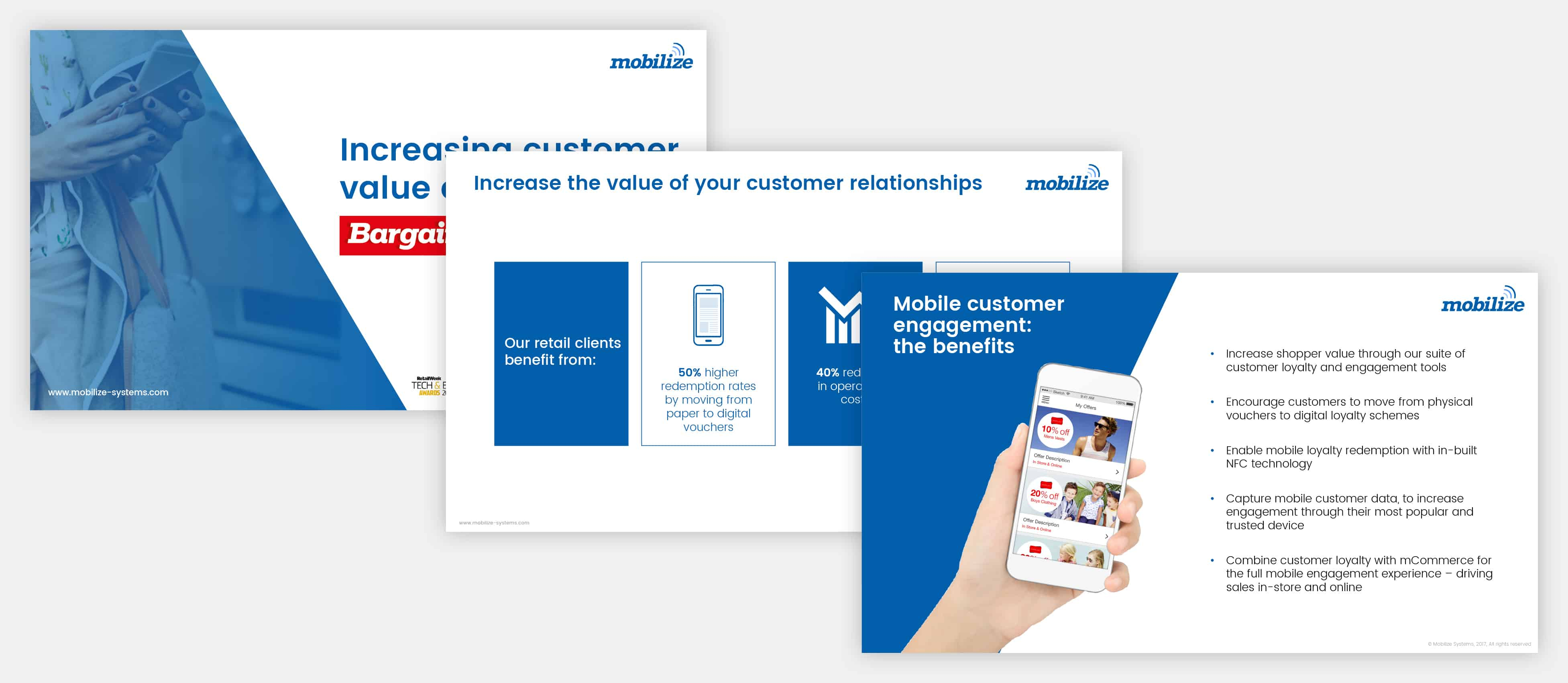 Mobilize Sales Deck